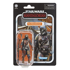 STAR WARS THE VINTAGE COLLECTION THE MANDALORIAN 3 3/4 INCH ACTION FIGURE HOBBY