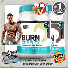 Optimum Nutrition BURN COMPLEX Protein | WEIGHT LOSS PROTEIN | FAT BURN PROTEIN