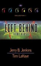 """""""BRAND NEW"""" LEFT BEHIND THE KIDS COLLECTIN BOOKS 1-6 IN SLIP CASE JENKINS-LAHAYE"""