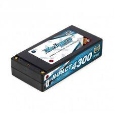 Much-More IMPACT LCG Max-Punch FD2 4300mAh/7.4V 120C Shorty Flat Hard Case