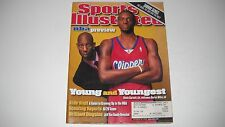Kevin Garnett & Darius Miles - 10/30/2000 -Sports illustrated