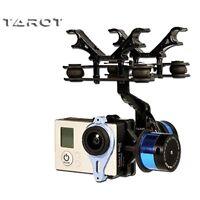 Tarot T-2D Brushless Gimbal Camera PTZ Mount FPV Rack TL68A08 for GoPro Hero 3