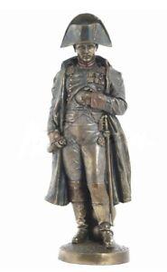 """10.75"""" Napoleon Bonaparte in Standing Portrait Pose Statue French Leader"""