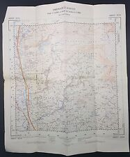 Bleasdale & claughton, gestire 1968 OS foglio SD 54 Ordnance Survey Mappa, 1:250000