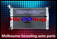 40mm Aluminum radiator for Holden Commodore VT VU VX WH V6 3.8L Petrol Auto