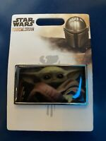 Disney Parks Star Wars Baby Yoda The Child Mandalorian Trading Pin NEW