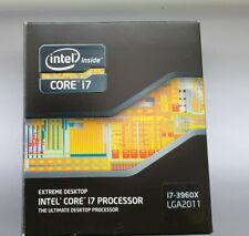 Intel Core i7-3960X - 3.3GHz Six Core LGA2011 CPU Processor in Mint condition..