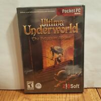 NEW & SEALED - ULTIMA UNDERWORLD: THE STYGIAN ABYSS -  PC POCKET NEC pocket gear