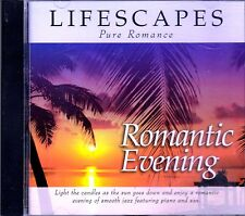 Lifescapes ROMANTIC EVENING: RELAXING INSTRUMENTAL SMOOTH JAZZ DINNER & COCKTAIL
