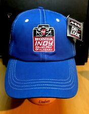 HONDA RACING INDY GRAND PRIX ALABAMA HAT-CAP ONE SIZE FITS ALL NWT Blue