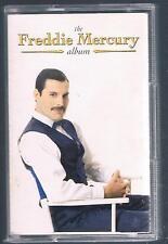 FREDDIE MERCURY THE ALBUM MC K7 MUSICASSETTA