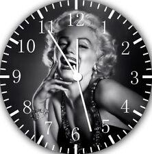 Marilyn Monroe Frameless Borderless Wall Clock For Gifts or Home Decor E169