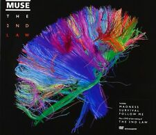 Muse - The 2nd Law   ( CD , DVD , Album , Edizione Deluxe )