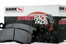 Disc Brake Pad Set-Base Rear,Front Hawk Perf HB180R.560