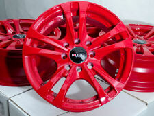 "14"" Wheels Scion IA IQ XA XB Fortwo Aerio Corolla Yaris Civic Accord Red Rims"