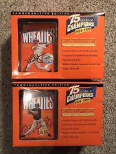 75 Years Of Champions. Wheaties Mini Box. Mark McGwire And Cal Ripken Jr. 1999