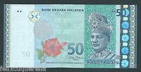 F.C. MALASIA MALAYSIA , 50 RINGGIT 2009 , S/C ( UNC ) , P.50 .