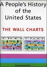 A People's History of the United States: The Wall Charts by Zinn, Howard, Kirsc
