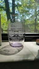 Pre-Prohibition Old German Lager Independent Brewing Co Seattle Wash Beer Glass