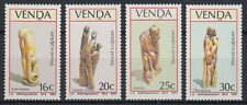 South Africa VENDA 1987 ** Mi.155/58 Schrift | The History of Writing [sq3778]