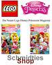 LEGO Disney Prinzessin Magazine Ausgabe inkl. Zubehör - Wählen sie ihre Ausgabe!