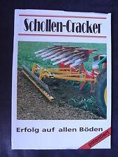 0058) WEKEA Schollen-Cracker - Prospekt Brochure 90er-Jahre