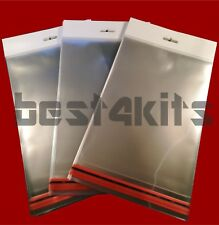 100 Euro Slot Header Bags Self Seal Retail Display Bags