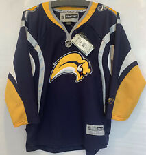 NWT Reebok NHL Buffalo Sabres Jersey Youth L/XL Retails For $75