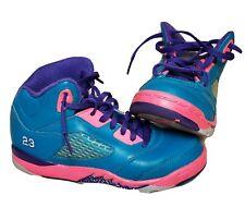 Jordan 5 Retro Purple Tropical Teal Pink 1.5Y