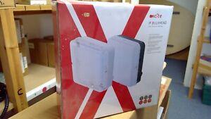 IP Bulkhead 17w LED square bulkhead Xcite