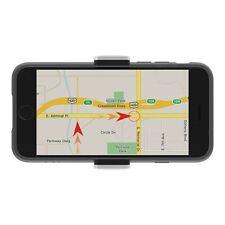 Support de voiture de GPS argentés universel pour téléphone mobile et PDA