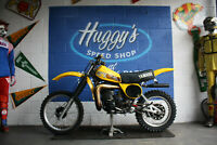 1978 YAMAHA YZ400 YZ 400E RIDE OR RESTORE ORIGINAL BIKE TWINSHOCK EVO MX 250 465