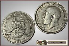 GB. - George V Shilling 1915  ...... VF