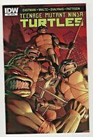 Teenage Mutant Ninja Turtles # 53 RI (2015 IDW) VF