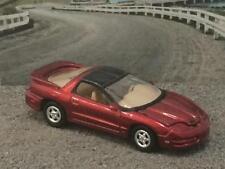 4th Generation 1993 - 2002 Pontiac Firebird Trans Am WS-6 1/64 Scale Lim Edt  M9