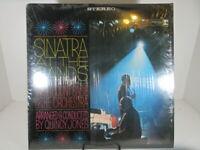 Frank Sinatra-Sinatra At The Sands- Count Basie 2FS 1019-LP Shrink VG+ c VG++
