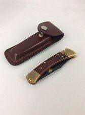Buck 110 Alaskan Guide Bos S30V Pocket knife with sheath