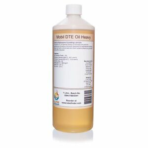 1L Mobil DTE Oil Heavy ISO VG 100 Circulating Oil