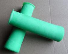 MTB in Gomma Grip, Made in Italy, COPPIA, neon-verde, nuovo, NOS, Retro