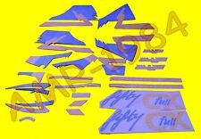 KIT DECALCO ORIGINALI MALAGUTI  CX 89 ROSSO CODICE 18104401