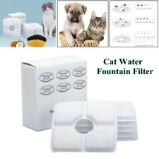 Pet Cat Dog Water Fountain Filters For Square Fountains Replacement Filter Drink
