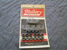 Vintage NOS Mallory 29201 Spark Plug Wire Separators 2-4 Wire & 4-2 Wire AWESOME