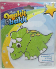 Colorbok Makit Bakit Suncatcher Kit - Stegosaurus Dinosaur