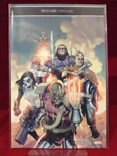 X-Force #1 2018 Marvel Comics 1:50 Francis Yu Variant Stan Lee