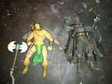 Marvel Legends ToyBiz Conan and Wrarrl Two Pack Loose No Helmet for Wrarrl