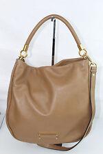 Marc by Marc Jacobs Too Hot to Handle Hobo Bag  Women Handbag Praline Leather