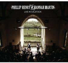 Phillip Henry & Hannah Martin, Phillip Henry - Live at Calstock [New CD] UK - Im