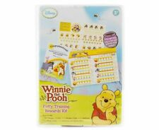 Winnie The Pooh Potty Toilet Training Rewards Chart Stickers Certificate +MORE