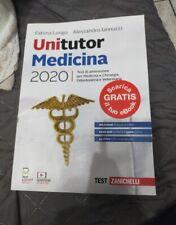 UNITUTOR MEDICINA PDF. TEST AMMISSIONE MEDICINA ,ODON. E VETERINARIA . PDF.