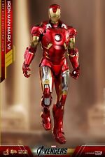 HOT TOYS MMS500-D27 IronMan Mark VII Diecast Action Figure 1/6 Scale - NEW